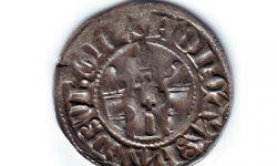 Серебряный средневековый виттен